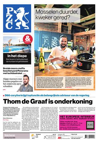Provinciale Zeeuwse Courant 2018-06-23