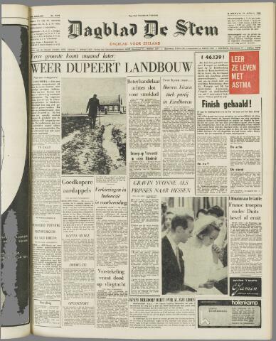 de Stem 1966-04-19