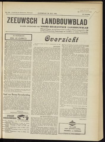 Zeeuwsch landbouwblad ... ZLM land- en tuinbouwblad 1955-07-30