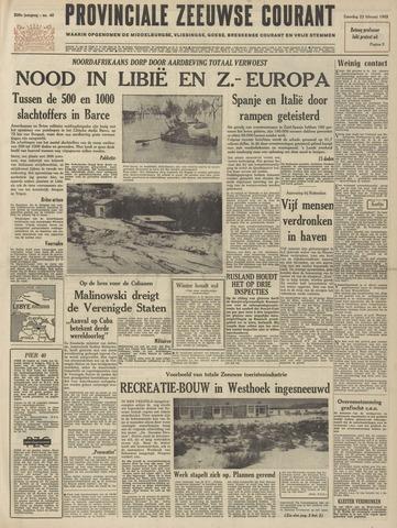 Provinciale Zeeuwse Courant 1963-02-23