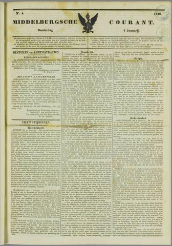 Middelburgsche Courant 1846-01-08