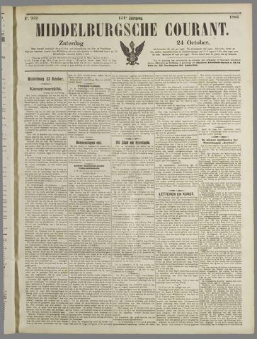 Middelburgsche Courant 1908-10-24