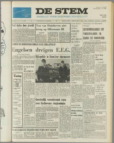 de Stem 1974-04-02