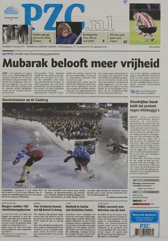 Provinciale Zeeuwse Courant 2011-02-07