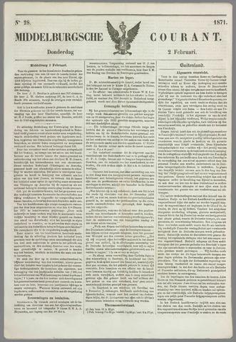 Middelburgsche Courant 1871-02-02