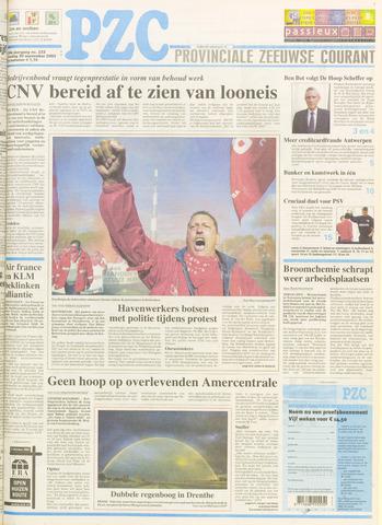 Provinciale Zeeuwse Courant 2003-09-30