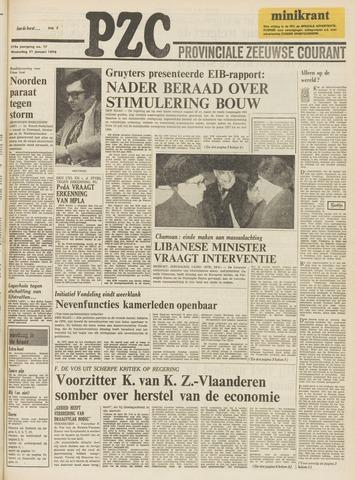 Provinciale Zeeuwse Courant 1976-01-21