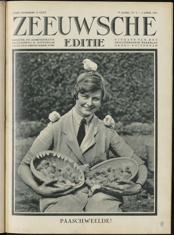 Ons Zeeland / Zeeuwsche editie 1931-04-03