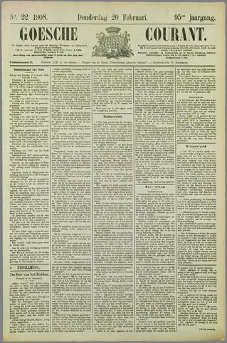 Goessche Courant 1908-02-20