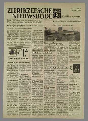 Zierikzeesche Nieuwsbode 1965-06-01