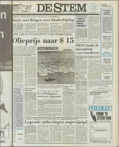 de Stem 1986-01-24