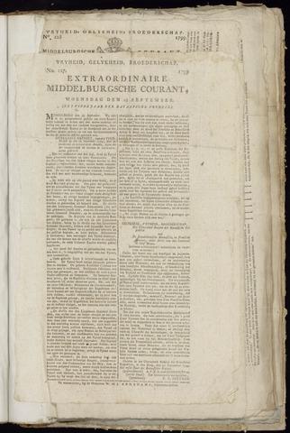 Middelburgsche Courant 1799-09-25