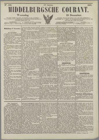 Middelburgsche Courant 1895-12-18