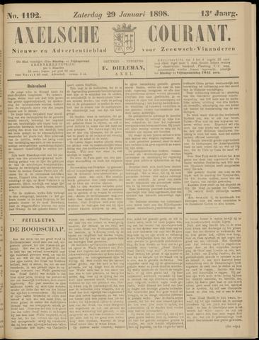 Axelsche Courant 1898-01-29