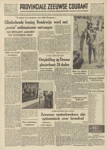 Provinciale Zeeuwse Courant 1959-07-09