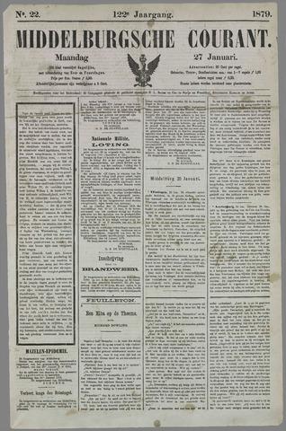 Middelburgsche Courant 1879-01-27