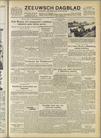 Zeeuwsch Dagblad 1952-08-21