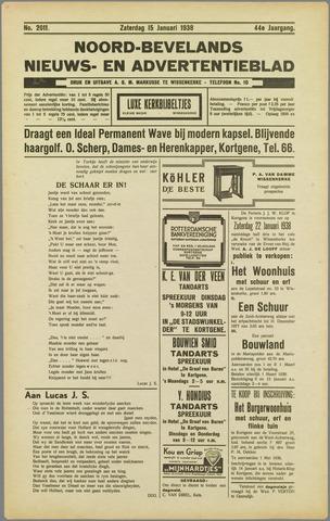 Noord-Bevelands Nieuws- en advertentieblad 1938-01-15