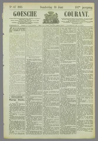 Goessche Courant 1915-06-10