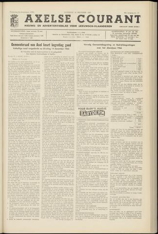 Axelsche Courant 1965-12-18
