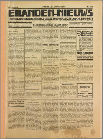 Eilanden-nieuws. Christelijk streekblad op gereformeerde grondslag 1938