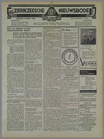 Zierikzeesche Nieuwsbode 1940-03-08