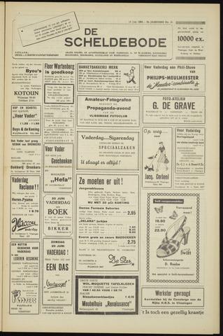 Scheldebode 1954-06-18