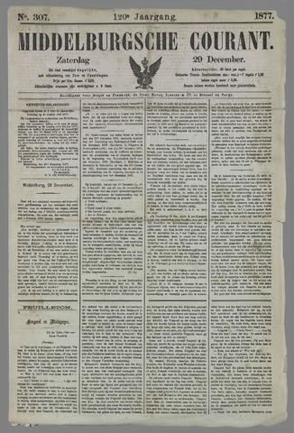 Middelburgsche Courant 1877-12-29
