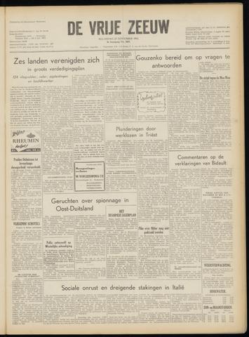 de Vrije Zeeuw 1953-11-23