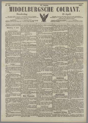 Middelburgsche Courant 1897-04-15