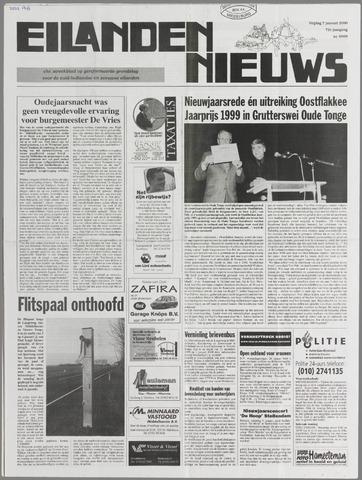 Eilanden-nieuws. Christelijk streekblad op gereformeerde grondslag 2000-01-07