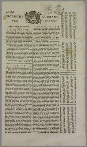 Goessche Courant 1824-10-01