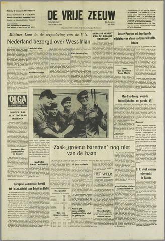 de Vrije Zeeuw 1969-10-02
