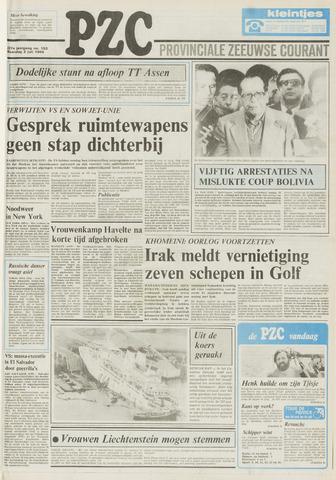 Provinciale Zeeuwse Courant 1984-07-02