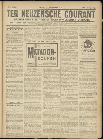 Ter Neuzensche Courant. Algemeen Nieuws- en Advertentieblad voor Zeeuwsch-Vlaanderen / Neuzensche Courant ... (idem) / (Algemeen) nieuws en advertentieblad voor Zeeuwsch-Vlaanderen 1928-12-07