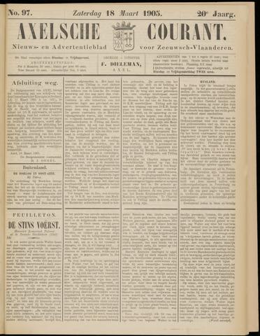 Axelsche Courant 1905-03-18