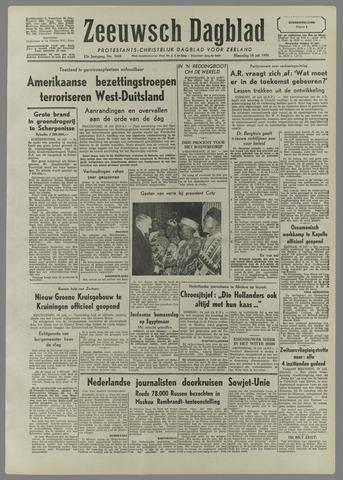 Zeeuwsch Dagblad 1956-07-16