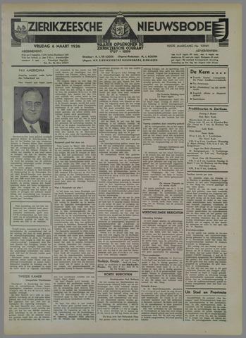 Zierikzeesche Nieuwsbode 1936-03-06