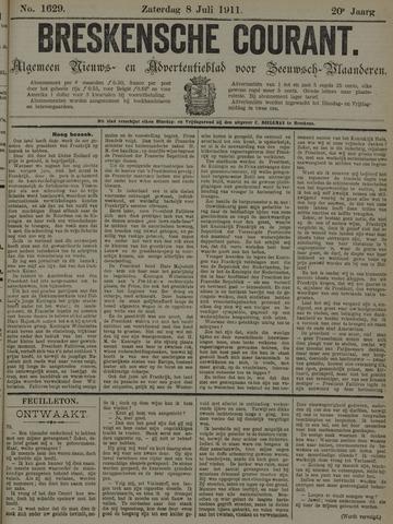Breskensche Courant 1911-07-12