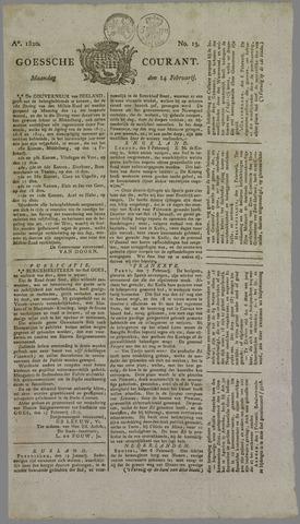 Goessche Courant 1820-02-14