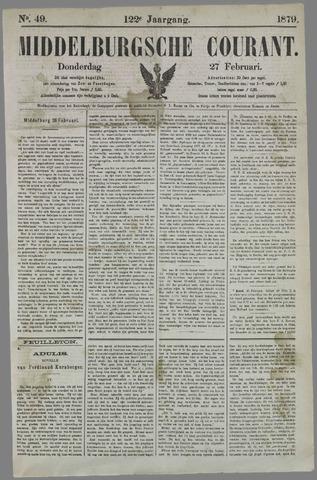 Middelburgsche Courant 1879-02-27