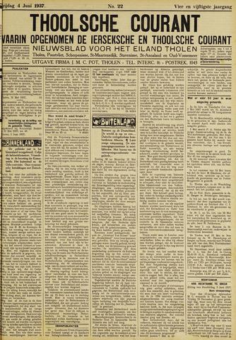 Ierseksche en Thoolsche Courant 1937-06-04