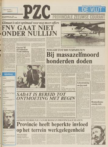 Provinciale Zeeuwse Courant 1978-11-21