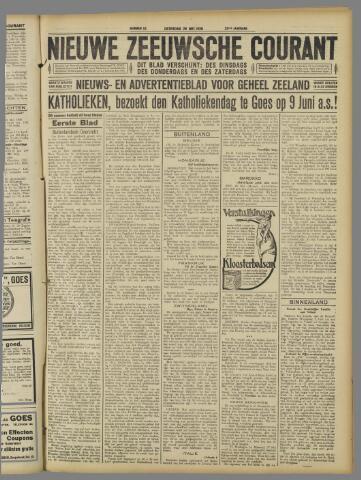 Nieuwe Zeeuwsche Courant 1926-05-29
