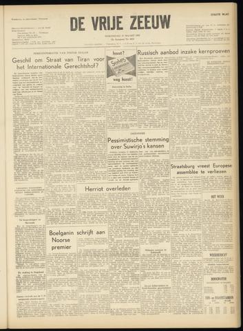 de Vrije Zeeuw 1957-03-27
