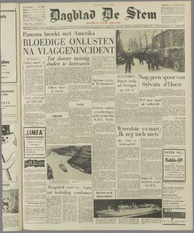 de Stem 1964-01-11