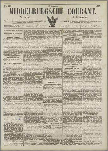 Middelburgsche Courant 1897-12-04