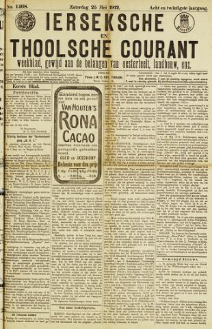 Ierseksche en Thoolsche Courant 1912-05-25