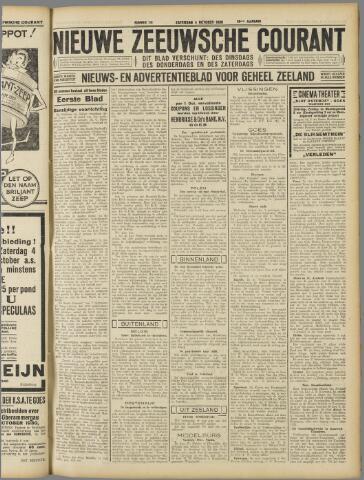 Nieuwe Zeeuwsche Courant 1930-10-04