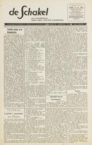 De Schakel 1957-07-05
